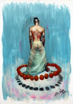Myth 1 by Claudio Bindella