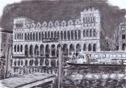 Fontego dei Turchi by Claudio Bindella