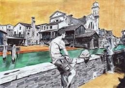 San Trovato Venice by Claudio Bindella